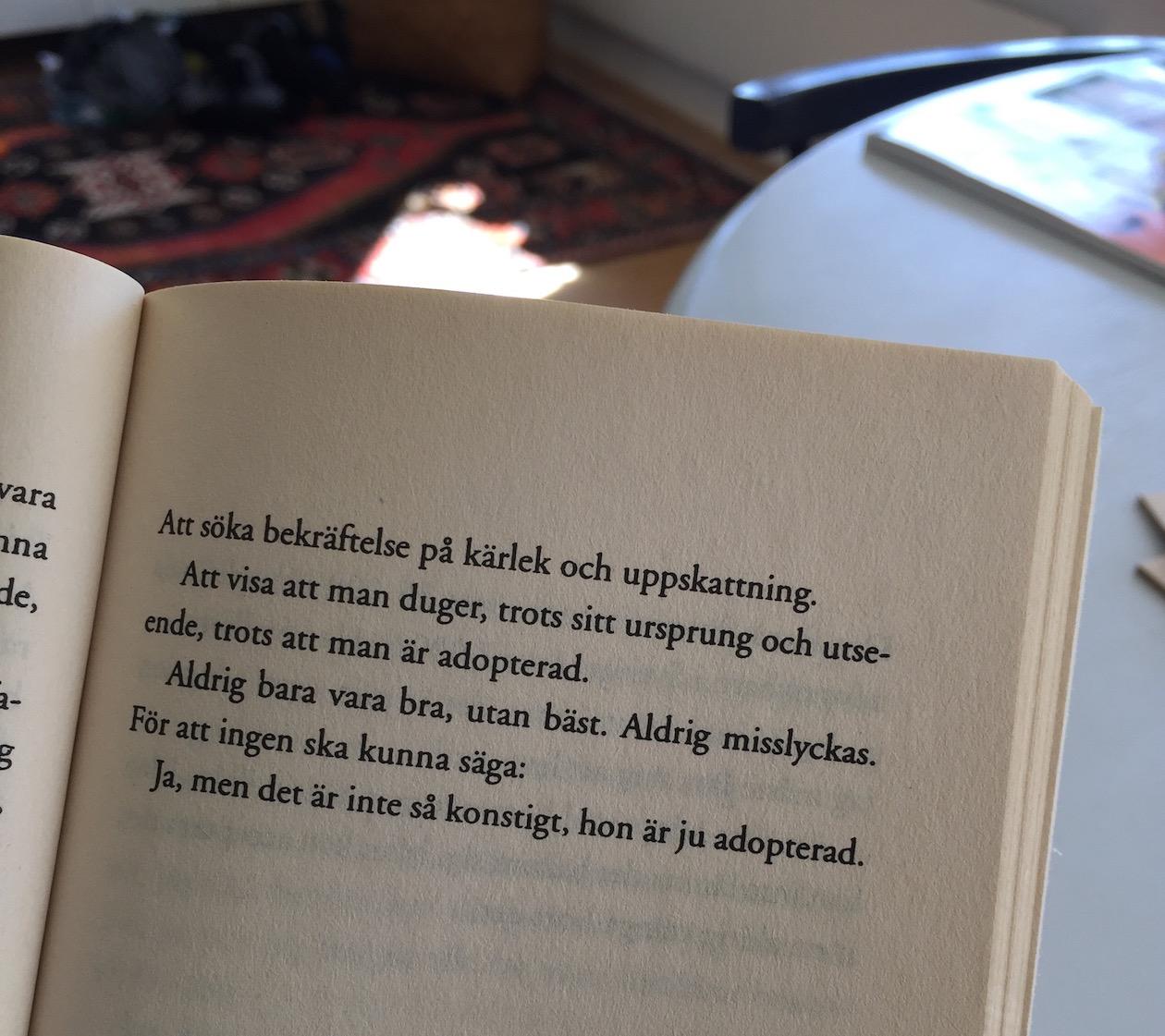 foto på en sida ur en bok